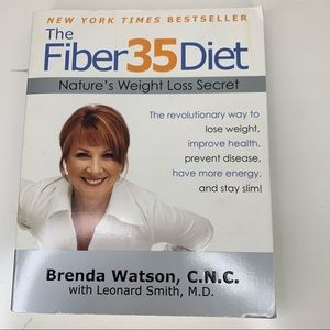 Other - The Fiber 35 Diet Book By Brenda Watson